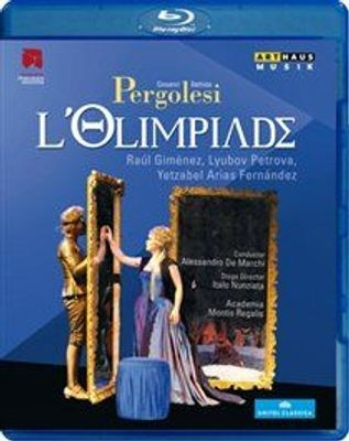 LOlimpiade Teatro Valeria Moriconi