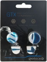 gioteck gtx pro shooter grips for playstation 4 ps4 accessory
