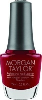 morgan taylor professional nail lacquer all tango d up 15ml cosmetics makeup