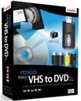 roxio easy vhs to dvd for mac computer