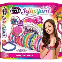 cra z art shimmer n sparkle jelly yarn totally cool craft supply