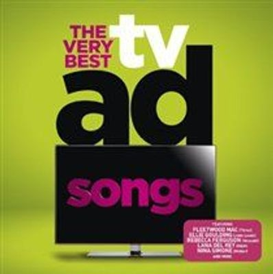 Photo of The Very Best TV Ad Songs