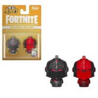 Funko Pint Size Heroes Fortnite Black Knight and Red Knight Vinyl Figurines