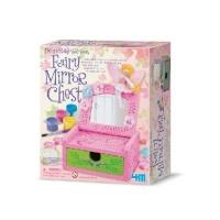 4m girl craft fairy mirror chest craft supply