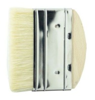 handover hog hair cutter brush 2 inch art supply