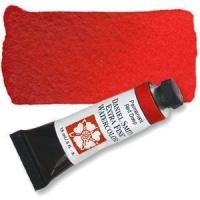 daniel smith watercolour permanent red deep s1 15ml art supply