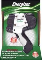energizer hard case rechargeable spotlight flashlight