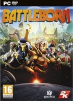 battleborn pc dvd rom other game