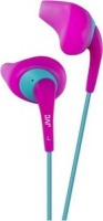 jvc ha en10 secure fitting headphones earphone
