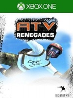 atv renegades xbox one blu ray disc other game
