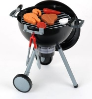 weber original kettle barbecue toy black pretend play
