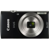 canon digital ixus 185 compact camera 20mp black