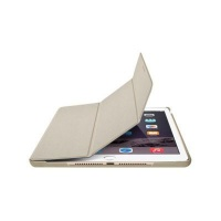 macally folio case and stand for apple ipad 5 gold computer