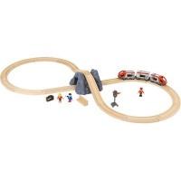 brio railway starter set electronic toy