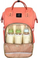 4akid backpack baby bag peach bag