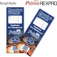 prima receipt book other