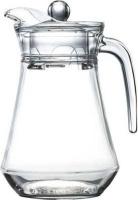 luminarc arc glass jug with lid 13l