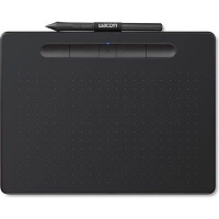 wacom intuos creative pen tablet with bluetooth medium accessory