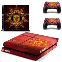 skin nit decal for ps4 manchester united 2016 ps4 accessory
