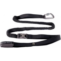 mountain paws shock absorber dog lead black collars leash