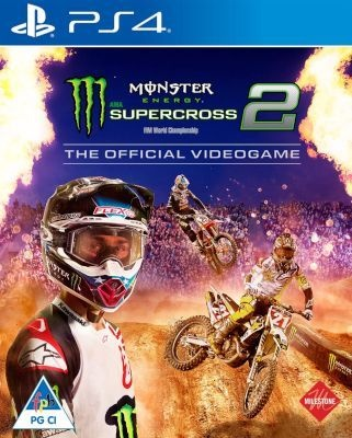 Photo of Monster Energy Supercross 2: The Official Videogame