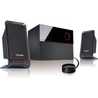microlab m200 bluetooth speakers and subwoofer 40w 21 speaker