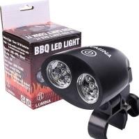 Lumina Adjustable Barbecue Braai Grill Light