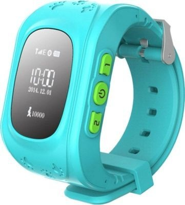 Ntech OLED M01 Kids GPS Smart Watch with Bluetooth
