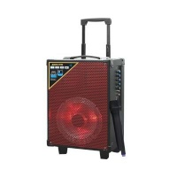 everlotus portable trolley speaker speaker