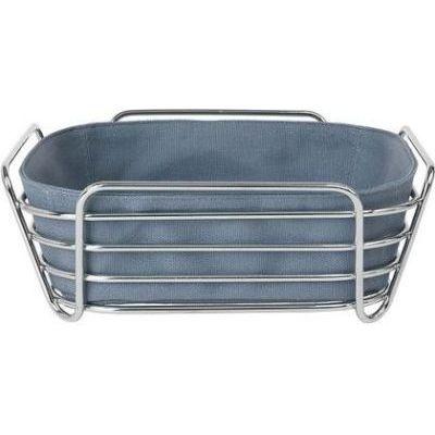 Blomus Delara Bread Basket Flint Stone