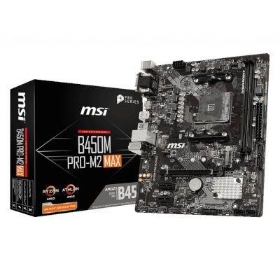Photo of MSI B450M Motherboard