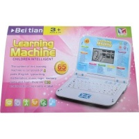 Unbranded Kids Educational Laptop with Mouse Blue