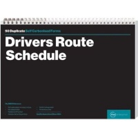 rbe a4 drivers route schedule book of 3 other