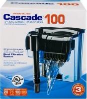 penn plax cascade 100 hang on power filter 380lhour