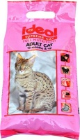 ideal supreme cat adult dry food 18kg feeding