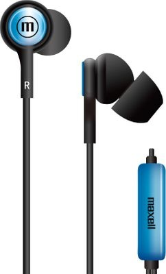 Photo of Maxell IN-TIPS In-Ear Headphones with Microphone