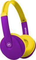 maxell hp bt350 on ear wireless headphones bluetooth computer