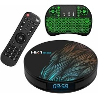 Ntech HK1 MAX Android 90 HD 4K TV Box with i8 Remote 32GB