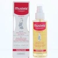 mustela maternite stretch marks prevention oil 105ml feeding