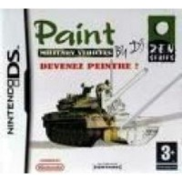 paint by ds military vehicles nintendo game cartridge other game