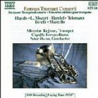 famous trumpet concertos skvor capella istropolitana music cd