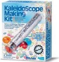 4m kidz labs kaleidoscope making kit learning toy