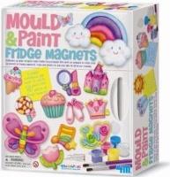 4m mould and paint fridge magnets arts craft