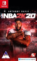 NBA 2K20 Internet Download and microSD Card Required
