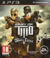 army of two the devils cartel playstation 3 dvd rom other game