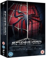 Spider Man 5 Movie Collection Spider Man 1 3 The Amazing Spider Man 1 2