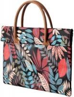 tuff luv waterprint faship ladies tote bag for 13 notebooks