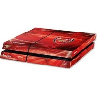official arsenal fc original playstation 4 console skin ps4 accessory
