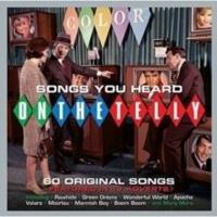 songs you heard on the telly cd