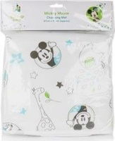 disney baby mickey mouse changing mat bag